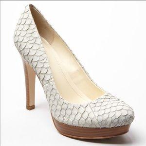 GUC - Calvin Klein - Beige Kendall Heels - 7M